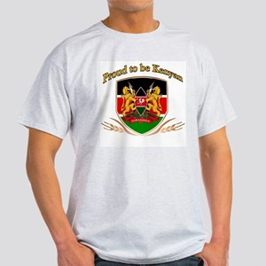 Proud to be Kenyan Light T-Shirt